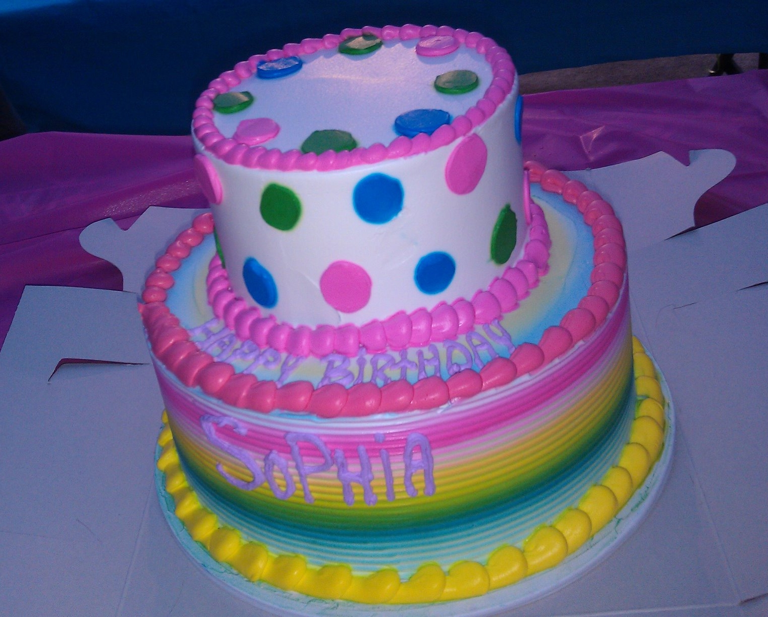 Meijer Bakery Birthday Cakes