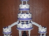 Tradition Stair Wedding Cake