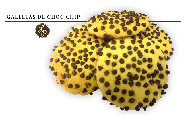 Galletas De Choc Chip